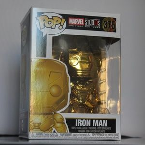 Funko Pop ! Marvel Studio The First 10 Years